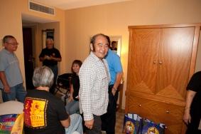 Frank Hirazumi and Gary Shinsato