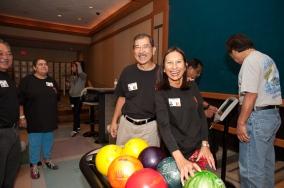 Gordon Fujimoto and Edwina Lum Moscatelli
