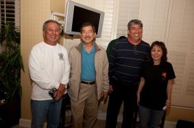 Henry, Gordon, Glenn Iwane, and Grace