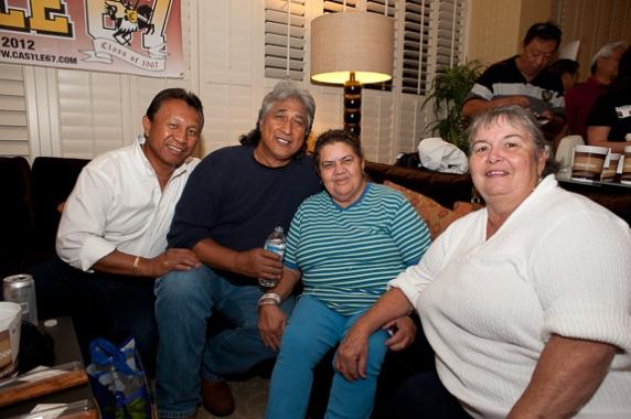 Hava, Elliot, Margaret Camara Pauole, and Jane Vierra Chu
