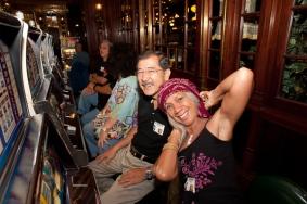 Gordon Fujimoto and Sarah Kihoi