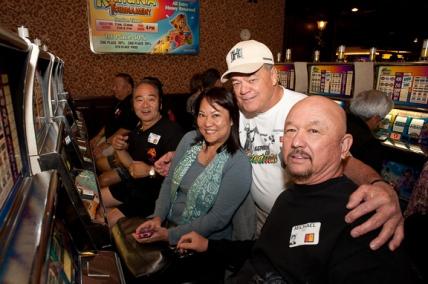 Frank Hirazumi, Jolynn Len, Wayne Smith, Michael Len.