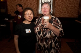 Cathy Hass Richards and Jane Vierra Chu