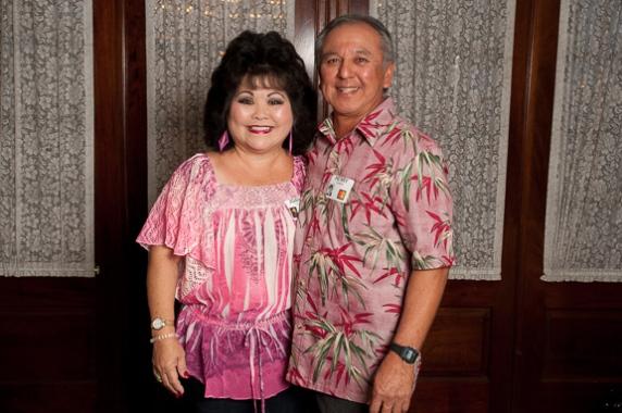 Henry and Joanne Fujimoto