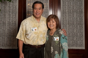 Harvey and Janice Chin