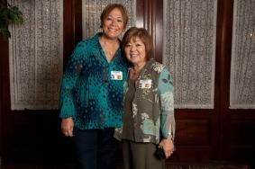 Ella with Janice Muramoto Chin