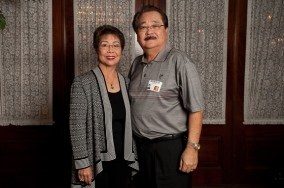 Ronald and Trinh Toyofuku