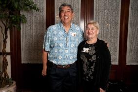 Glenn and Kay Iwane