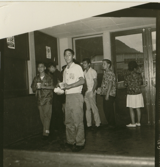 Harold Terumoto, Milton Haitsuka, Michael Gaber