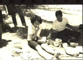 Beryl Aoki and Michael Arakawa