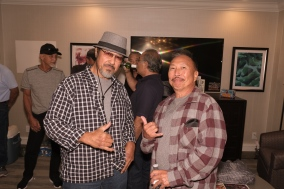 David Carbonnell & Stanley Reyes
