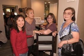 Grace Sonoda Fujimoto, Ella Kuloloia Umiamaka, Cynthia Kee, Donna Yamane Saito
