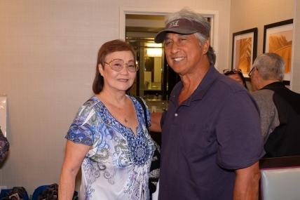 Donna Yamane Saito & Elliot Dela Cruz