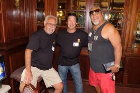 James Samer, Steve Yamaguchi, Chris Kaahanui