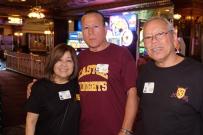 Janice Muramoto, James Mullins & Rudy Obrero