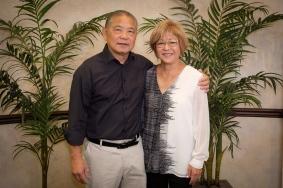 Dennis & Elise Kaneshiro