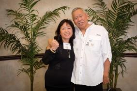 Rudy and Carol Obrero