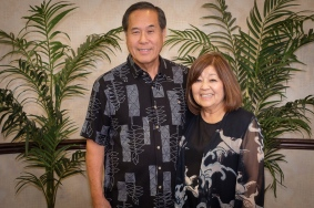 Harvey Chin & Janice (Muramoto) Chin