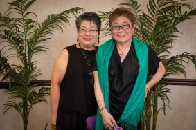 Michele (Hayashi) Barnes & Joyce Matsumoto