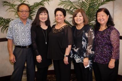 Hemingway Yamamoto, Cynthia (Sodetani) Iwai, Stephane (Ishikawa)