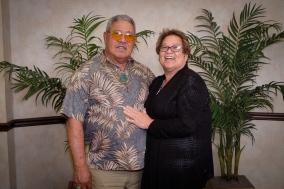 Joycelyn (Lau) See & Tito Sene