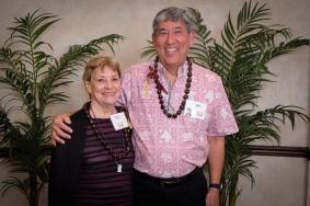 Glenn & Kay Iwane