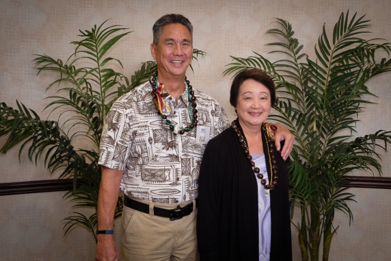 Naomi (Hakkei) Matsuzaki & Bill Matsuzaki