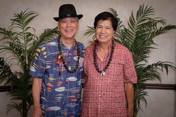 Richard Yamada & Nolan Higa