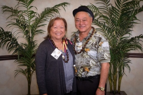 Linda (Ishikawa) and Neil Honda