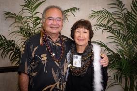 Clarence Tokunaga & Shirley Bassett