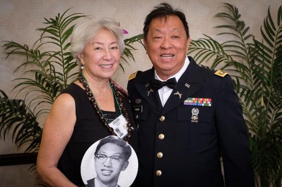Lenore Boynton & Clifford Fukuda