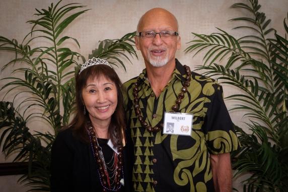 Grace Sonoda & Wilbert Ihu