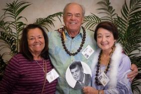 Wayen & Paulette Smith with Naomi (Hakkei) Matsuzaki