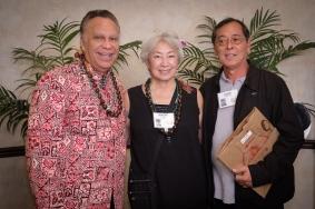 Kalani Poomaihealani, Lenore Boynton, & Alan Yamashiro