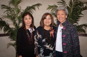 Grace Sonoda, Janice Muramoto, Jane Murakami